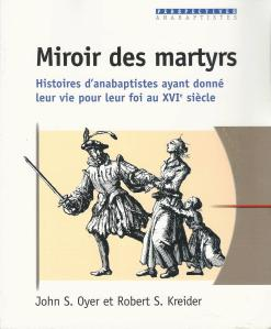 Coin lecture missionnaire anabaptiste for Miroir rue des martyrs